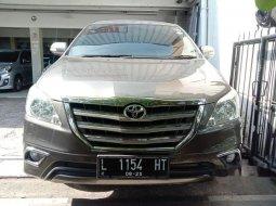 Mobil Toyota Kijang Innova 2015 V terbaik di Jawa Timur