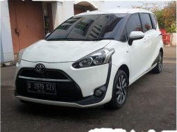 Jual Toyota Sienta V 2018 harga murah di DKI Jakarta