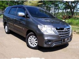 Jual mobil Toyota Kijang Innova E 2015 bekas, Jawa Timur