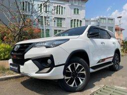 Jual Toyota Fortuner TRD 2018 harga murah di Banten