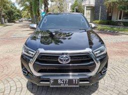 Hilux V 4x4 Matic Diesel 2021