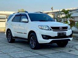Jual Toyota Fortuner TRD G Luxury 2014 harga murah di DKI Jakarta