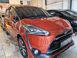 Toyota Sienta Q CVT 2017 matic, Cash 190 jt