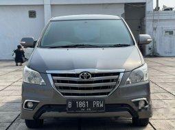DKI Jakarta, Toyota Kijang Innova V Luxury 2015 kondisi terawat