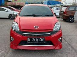 Toyota Vios 2015 Merah Istimewa