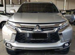 Mitsubishi Pajero Dakar A/T ( Matic Diesel ) 2019 Silver Km Baru 13rban Mulus Goof Condition