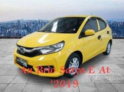 Jawa Timur, Honda Brio Satya E 2019 kondisi terawat