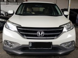 Honda CRV 2.0 A/T ( Matic ) 2013 Putih Km 91rban Siap Pakai Good Condition