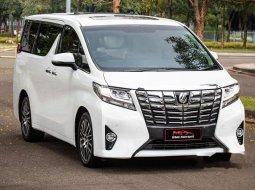 Toyota Alphard 2017 DKI Jakarta dijual dengan harga termurah