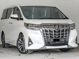 Toyota Alphard X 2018 Putih
