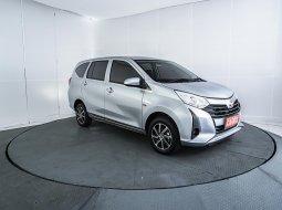 Toyota Calya E MT 2019 Silver