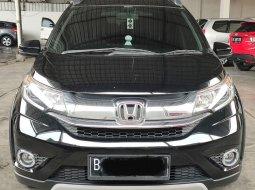 Honda BRV E A/T ( Matic ) 2018 Hitam Km 41rban Mulus Siap Pakai Good Condition