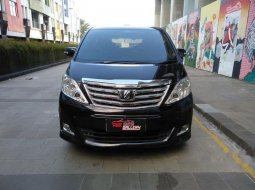 Mobil Toyota Alphard 2012 X X dijual, DKI Jakarta