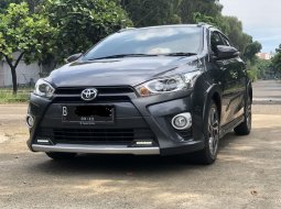 Toyota Yaris Heykers 2017 Abu-abu