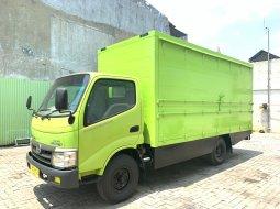 37400KM MURAH Hino Dutro Engkel LONG 110SDL Box Alumunium 2012 CDE Bok
