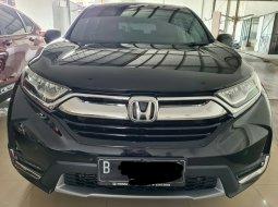 Honda CRV Prestige Turbo AT ( Matic ) 2018 Hitam Km 74rban Siap Pakai