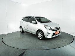 Toyota Agya 1.0 G AT 2016 Silver