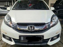 Honda Mobilio E AT ( Matic ) 2014 Putih Km 50rban  Siap Pakai