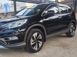 Honda CR-V 2.4 2016 / 2017 / 2015 Black On Beige Siap Pakai Pjk Pjg TDP 30Jt