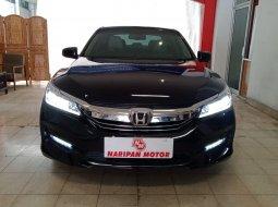 Honda New Accord 2.4 VTiL AT 2017 Hitam Km Rendah Antik