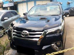 Toyota Fortuner 2.4 VRZ AT 2017 Hitam BERKUALITAS