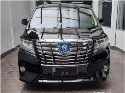 Jual Toyota Alphard G 2015 harga murah di Jawa Barat
