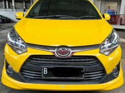 Toyota Agya G TRD 1.2 AT ( Matic ) 2019 Kuning Km 26rban  Good Condition