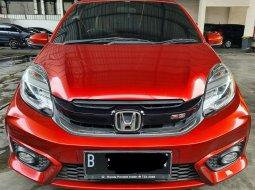 Honda Brio RS 1.2 AT ( Matic ) 2016 Merah Km 43rban Siap Pakai