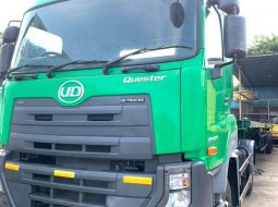 Head Trailer Quester UD Trucks Engkel GKE 280 Buntut 40feet 2axle 2018