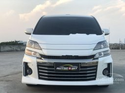 Mobil Toyota Vellfire 2013 Z dijual, DKI Jakarta