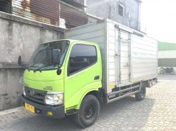 38000 Hino Dutro engkel long 110SDL box aluminium 110 SDL CDE bok 2012