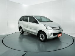 Daihatsu Xenia 1.3 X MT 2015 Silver