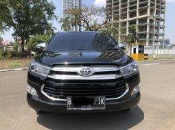 Toyota Kijang Innova Q Bensin 2017 Hitam