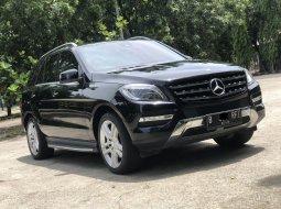 Mercedes-Benz ML 350 2012 Hitam