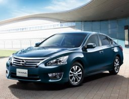 Harga lengkap dan spesifikasi Nissan All New Teana 2017: Sedan Premium nan Eye Catching