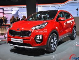 Harga KIA Sportage 2017: SUV Gahar Untuk Anda Yang Berjiwa Dinamis, Spesifikasi dan Review Lengkap