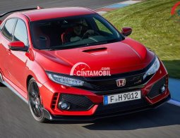 Harga Honda Civic type R 2017: Hatchback Honda yang Diburu di Pasar Otomotif