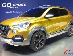 Harga Datsun Go Cross 2017: Mobil Go Paling Tertinggi