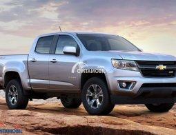 Harga Chevrolet Colorado 2017: Pick Up Truck dengan Rasa SUV