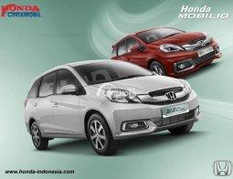 Harga Honda Mobilio Facelift 2016 Indonesia, Mini MPV Harian Terbaik Dari Honda