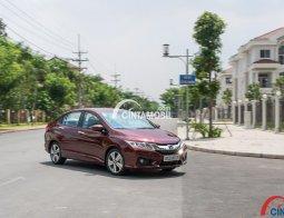 All New Honda City 2016 Indonesia