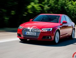 Review Audi A4 2016 Indonesia