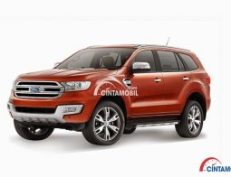 Review Ford Everest 2015