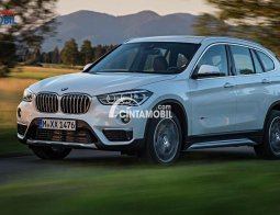 Review All New BMW X1 2015