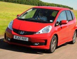 Review Honda Jazz 2012