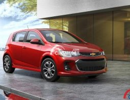 Review Chevrolet Aveo 2017 Indonesia