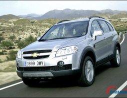 Review Chevrolet Captiva 2010