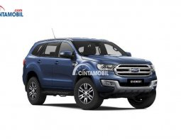 All New Ford Everest 2017 Indonesia