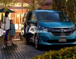 Spesifikasi Honda Freed 2018: MPV 7 Penumpang Menawan, Sayang Belum Masuk Indonesia