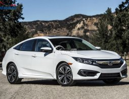 Review All New Honda Civic 2016 Indonesia
